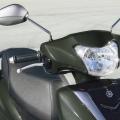 Скутер Yamaha Delight 125 - едно от най-подходящите предложения за градския трафик