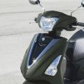 Скутер Yamaha Delight 125 - оригинален, забележим и стилен