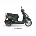 Скутер Yamaha Delight 125 - цвят Velvet Green