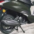 Скутер Yamaha Delight 125 - доза стил и от задните светлини