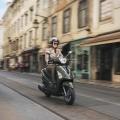 Скутер Yamaha Delight 125 - изключително лек, икономичен и елегантен