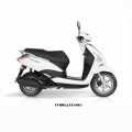 Скутер Yamaha Delight 125 Milky White