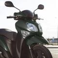 Скутер Yamaha Xenter 125 2019 - двойният фар следва елегантните линии