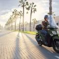 Скутер Yamaha Xenter 125 2019 - добавя ценни минути към времето за срещи с приятели и развлечения