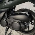 Скутер Yamaha Xenter 125 2019 - подобрено monocross задно окачване плюс прибрано, компактно и изчистено пространство