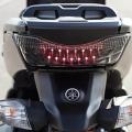 Скутер Yamaha Xenter 125 2019 - LED стопове за максимален стил и при опашката