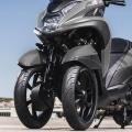 Скутер Yamaha Tricity 125 2019 - перфектния приятел с невероятна градска мобилност