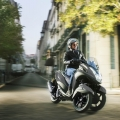 Скутер Yamaha Tricity 125 2019 - увереност, стабилност, лекота от комфортната позиция на езда