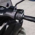 Скутер Yamaha Tricity 125 2019 - място за вещи с бърз достъп