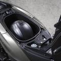 Скутер Yamaha Tricity 125 2019 - място за съхранение на багаж