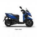 Скутер Yamaha Tricity 125 Cyber Blue 2019