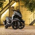 Скутер Yamaha Tricity 125 2019 - съвременен и изискан, с енергия, свеж дизайн и цветове