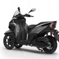 Скутер Yamaha Tricity 155 - само в града или за по-дълги разходки през почивните дни, избирате вие
