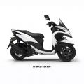Скутер Yamaha Tricity 155 Milky White