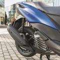 Скутер Yamaha Tricity 155 - с високоефективен, изключително икономичен и пъргав 4-тактов двигател