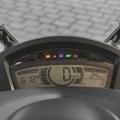 Скутер Yamaha Tricity 155 - мултифункционалното табло е с перфектна видимост