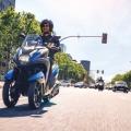 Скутер Yamaha Tricity 155 - забавно, бързо и икономично