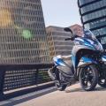 Скутер Yamaha Tricity 155 - всичко необходимо за градска езда и невероятна мобилност