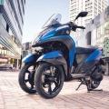 Скутер Yamaha Tricity 155 - модерен, достъпен, енергичен и свеж