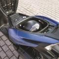 Скутер Yamaha Tricity 155 - за каска или други вещи, багажното е винаги на разположение