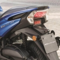 Скутер Yamaha Tricity 155 - мощен LED фар отпред плюс стилни задни светлини