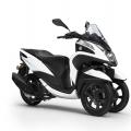 Скутер Yamaha Tricity 155 - аеродинамичен силует и свеж дизайн за безопасно, леко и ловко движение в градския трафик