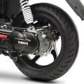 Спортен спирачен диск с къдрав профил за Yamaha Aerox 1PHF58E00000, монтиран на задна гума