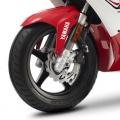 Спортен спирачен диск с вълнообразен профил за Yamaha Aerox 1PHF58E00000, монтиран на предната гума