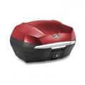Оригинален 50-литров куфар за мотоциклет Yamaha FJR1300 - 1MCF84A8 - цвят Lava Red