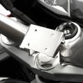 Стойка за GPS модели Garmin Zumo660 и Zumo350LM за мотоциклет Yamaha FJR1300 - 1MCGPSMT0010