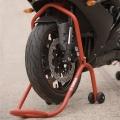 Оригинална сгъваема стойка Yamaha за повдигане предното колело на различни модели мотоциклети - YMD200204200