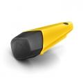 Жълт капак за замяна на задната седалка на мотоциклет Yamaha YZF-R1 - 2CR247F04000 - цвят Sunshine Yellow