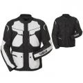 Всесезонно туристическо яке за мотоциклет Yamaha Y-Crosstour - A17IJ011B1 - предлага се и в черен цвят