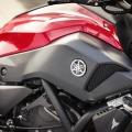 Цветни решетки за въздуховодите на мотоциклет Yamaha MT-07 - 1WSF2837
