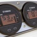 Извънбордов двигател YAMAHA F100FETL - съвместим с дигиталните мрежови измервателни уреди Yamaha