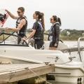Извънбордов двигател YAMAHA F100FETL - отличен партньор за водни спортове, гмуркане, риболов, релакс