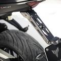 Стилна стойка за регистрационен номер за мотоциклет Yamaha MT-07 - 1WSF16E00000