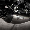Изпускателна система с ауспух Akrapovic Titanium за Yamaha MT-09 - 907983240400