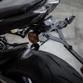 Стойка за регистрационен номер за мотоциклет Yamaha MT-09 - BS2F16E00000