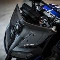 Аеродинамична, къса спортна слюда за Yamaha MT-09, BS2261C00000 - придава уникален чар на байка
