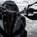 Оригинална  спортна слюда за мотоциклет Yamaha MT-09 - BS2F62340000