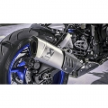 Ауспух Akrapovic Titanium с карбонова обвивка за Yamaha MT-10 - 907983400100