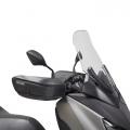 Меки протектори, тип ръкавици, за защита в студено време за скутер Yamaha X-MAX 300 - B74F85F00000