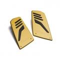 Панели за степенки за скутер Yamaha TMAX, цвят Gold - 59C274M01000