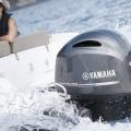 Двигател Yamaha F175CETL DBW - с дигитално управление на газта и превключването