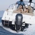 Двигател Yamaha F175CETL DBW - включвате на скорост без неприятни звуци и без подскачане