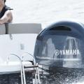 Двигател Yamaha F175CETL DBW - много мощност, събрана в малки размери
