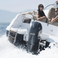 Двигател Yamaha F150GETL DBW - елегантен и въоръжен с множество технологии