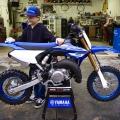 Мотоциклет Yamaha YZ65 2019 - най-компактният мотокрос байк на Yamaha