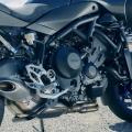 Мотоциклет Yamaha NIKEN - с 847-кубиков, 3-цилиндров, CP3 двигател с голям въртящ момент